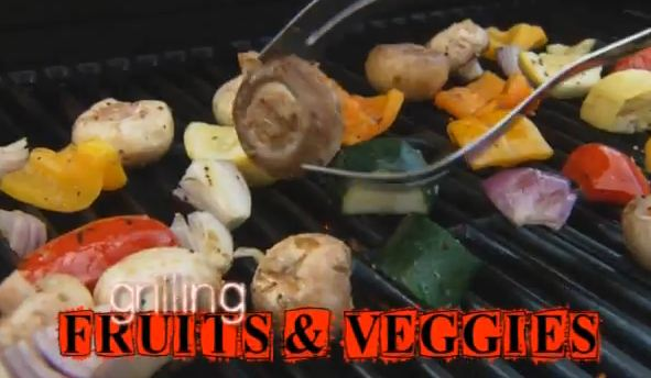 Tips for grilling vegetables